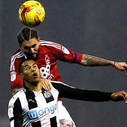 Nottingham Forest v Newcastle United