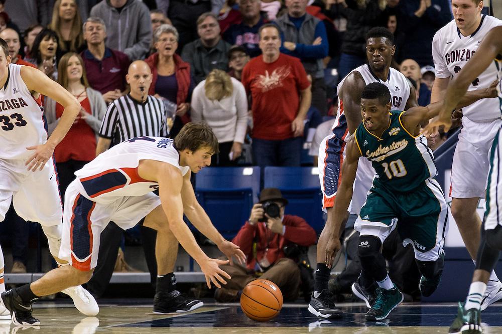 Men's Basketball vs. SELU.