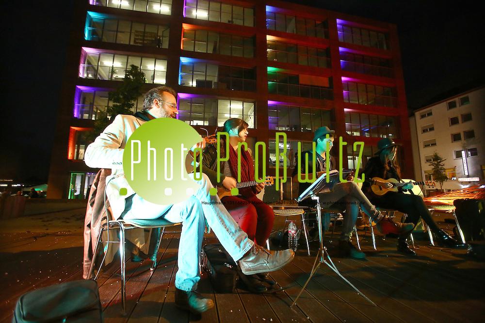 Mannheim. 23.10.15  Jungbusch. Nachtwandel.<br /> <br /> Bild: Markus Pro&szlig;witz 23OCT15 / masterpress