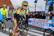 BELGIUM / NOKERE / CYCLING / WIELRENNEN / CYCLISME / 71TH NOKERE KOERSE / DEINZE TO NOKERE / NOKERE BERG / DANILITH CLASSIC ME 1.HC / EIJSSEN YANNICK (CRELAN-VASTGOEDSERVICE)