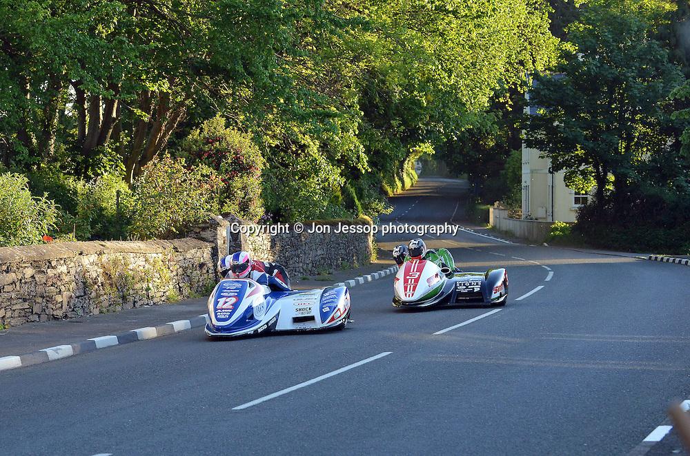 #12 Frank Lelias / Paul Knapton LCR Suzuki AOS Racing