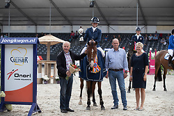 Nabrer Alice, NED, Watermill Intentie Wn Greve Jan<br /> KWPN Kampioenschappen - Ermelo 2018<br /> © Hippo Foto - Dirk Caremans<br /> 16/08/2018