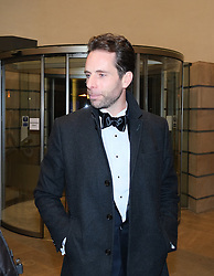 The Hunter Foundation Dinner, Edinburgh, 18 February 2020<br /> <br /> Sir David Attenborough was giving the talk at this year's Hunter Foundation Dinner<br /> <br /> Pictured:  Cyclist Mark Beaumont<br /> <br /> Alex Todd | Edinburgh Elite media