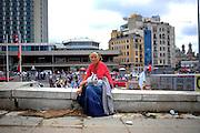 Piazza Taksim centro della protesta del popolo turco contro la politica del Governo che è sfociata in violenti scontri con la polizia, Instanbul 16 Giugno 2013. Daniele Stefanini/OneShot