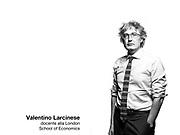 Valentino Larcinese, docente alla London School of Economics.