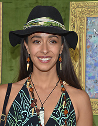 October 4, 2018 - Hollywood, California, U.S. - Oona Chaplin arrives for the HBO's 'My Dinner With Herve' Los Angeles Premiere on the Paramount Studios Lot. (Credit Image: © Lisa O'Connor/ZUMA Wire)