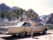 Connie Davis Daniel Doiy's GTO.4/9/67