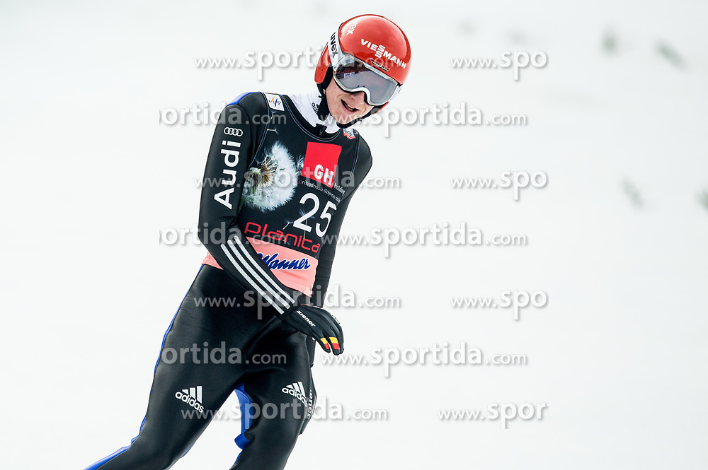 Karl Geiger of Germany during the Ski Flying Hill Individual Competition on Day Two of FIS Ski Jumping World Cup Final 2017, on March 24, 2017 in Planica, Slovenia. Photo by Vid Ponikvar / Sportida