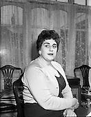 1958 - Miss Catherine Elsie Briscoe