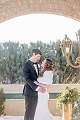 Carla's Complete Collection - Megan & Mitch's Beautiful Winter Hacienda Sarria Wedding Day
