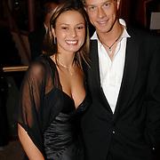 NLD/Hoorn/20061011 - Premiere Wat Zien Ik, Andries en playboy model Rowena