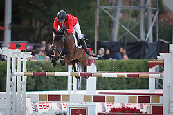 Estermann Paul, (SUI), Castlefield Eclipse <br /> First Round<br /> Furusiyya FEI Nations Cup Jumping Final - Barcelona 2015<br /> © Dirk Caremans<br /> 24/09/15