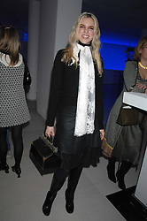 ALEXANDRA AITKEN attending the Tag Heuer party where an exhibition of photographs by Mary McCartney celebrating 15 exception women from 15 countries was unveiled at the Royal College of Arts, Kensington Gore, London on 8th February 2007.<br />