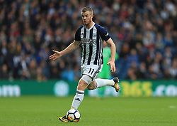Chris Brunt of West Bromwich Albion - Mandatory by-line: Paul Roberts/JMP - 16/09/2017 - FOOTBALL - The Hawthorns - West Bromwich, England - West Bromwich Albion v West Ham United - Premier League