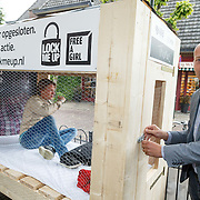NLD/Blaricum/20150602 - Start Lock me Up - Free a Girl 2015 actie, Arjan Erkel