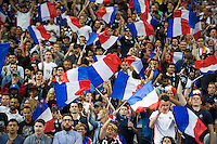 Supporters France - 07.06.2015 - France / Belgique - Match amical<br /> Photo : Andre Ferreira / Icon Sport