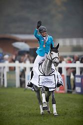 Klimke Ingrid, GER, Weisse Duene<br /> World Championship Young Eventing Horses<br /> Mondial du Lion - Le Lion d'Angers 2016<br /> © Hippo Foto - Dirk Caremans<br /> 23/10/2016