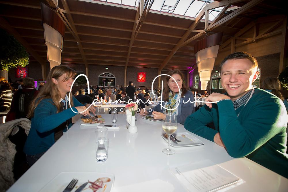 Dierens Jan (BEL), Meiresonne Delphine, An D'Hondt<br /> Global Dressage Forum<br /> Academy Bartels - Hooge Mierden 2013<br /> &copy; Dirk Caremans