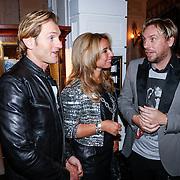 NLD/Amsterdam/20121112 - Beau Monde Awards 2012, christian Looman, Pascalle Swinkels en ????..