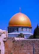 Dome of the rock, Jerusalem, Israel.