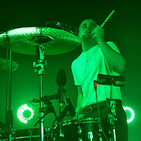 Slaves in concert at The Barrowlands, Glasgow, Scotland, Great Britain 18th November 2016