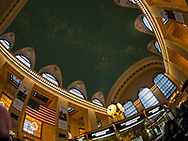 The main hall of Grand Central Terminal in New York City