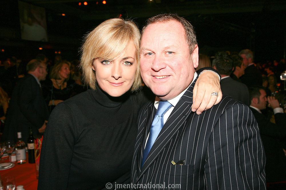 Jane Moore and Gary Farrow Chairman and CEO, The Corporation