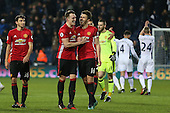 West Bromwich Albion v Manchester United 171216