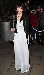 Daisy Lowe at the English National Ballet Christmas party held in London, Wednesday, 14th December 2011.  Photo by: Stephen Lock / i-Images