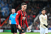 Harry Wilson (22) of AFC Bournemouth during the Premier League match between Bournemouth and Manchester United at the Vitality Stadium, Bournemouth, England on 2 November 2019.