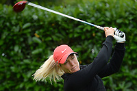 Suzann Pettersen (Nor) competes during the first round of LPGA Evian Championship 2014, day 4, at Evian Resort Golf Club, in Evian-Les-Bains, France, on September 11, 2014. Photo Philippe Millereau / KMSP / DPPI