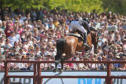 Ruder Kai, (GER), Cross Keys<br /> German Jumping Derby<br /> Hamburg - Hamburger Derby 2016<br /> © Hippo Foto - Stefan Lafrentz