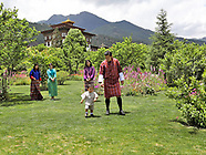 Prince Jigme Of Bhutan Takes 1st Steps