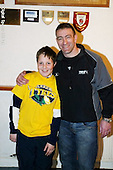 Leeds Premier Rugby Camp at Pocklington RFC. 23-2-06. Pics with Leeds Players