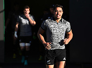 Anton Lienert-Brown.<br /> All Blacks training session at Eden Park ahead of the upcoming test series against France. Auckland, New Zealand. Thursday 7 June 2018. © Copyright photo: Andrew Cornaga / www.Photosport.nz
