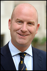 Portraits of the UKIP deputy leader Paul Nuttall. London, United Kingdom. Thursday, 29th August 2013. Picture by Andrew Parsons / i-Images