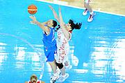 DESCRIZIONE : Riga Latvia Lettonia Eurobasket Women 2009 Qualifying Round Russia Italia Russia Italy<br /> GIOCATORE : Adriana Grasso<br /> SQUADRA : Italia Italy<br /> EVENTO : Eurobasket Women 2009 Campionati Europei Donne 2009 <br /> GARA : Russia Italia Russia Italy<br /> DATA : 14/06/2009 <br /> CATEGORIA : special tiro<br /> SPORT : Pallacanestro <br /> AUTORE : Agenzia Ciamillo-Castoria/M.Marchi<br /> Galleria : Eurobasket Women 2009 <br /> Fotonotizia : Riga Latvia Lettonia Eurobasket Women 2009 Qualifying Round Russia Italia Russia Italy<br /> Predefinita :
