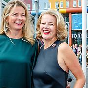 NLD/Amsterdam/20180616 - 26ste AmsterdamDiner 2018, Pr. Mabel van Oranje en zus Nicolien Wisse Smit