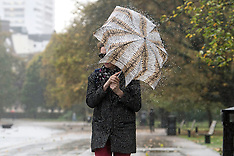 OCT 21 2014 Weather Regents Park