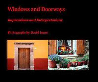 Fine Art Photographs Book by David Innes<br /> Windows and Doorways