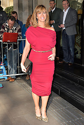 Kate Garraway at The TRIC Awards (Television and Radio Industries Club) at the Grosvenor House, Park Lane, London, England. 10th March 2015. EXPA Pictures © 2015, PhotoCredit: EXPA/ Photoshot/ James Warren<br /> <br /> *****ATTENTION - for AUT, SLO, CRO, SRB, BIH, MAZ only*****