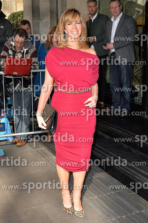 Kate Garraway at The TRIC Awards (Television and Radio Industries Club) at the Grosvenor House, Park Lane, London, England. 10th March 2015. EXPA Pictures &copy; 2015, PhotoCredit: EXPA/ Photoshot/ James Warren<br /> <br /> *****ATTENTION - for AUT, SLO, CRO, SRB, BIH, MAZ only*****