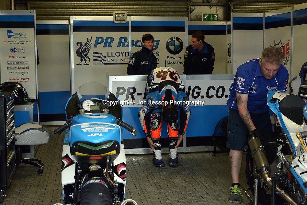 #26 Josh Wainwright Lloyd & Jones PR Racing BMW MCE Insurance British Superbike Championship in association with Pirelli