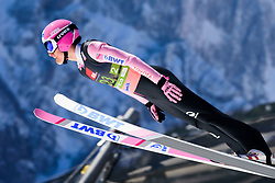 March 23, 2019 - Planica, Slovenia - Tomas Vancura of Czech Republic in action during the team competition at Planica FIS Ski Jumping World Cup finals  on March 23, 2019 in Planica, Slovenia. (Credit Image: © Rok Rakun/Pacific Press via ZUMA Wire)