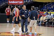 DESCRIZIONE: Berlino EuroBasket 2015 - Allenamento<br /> GIOCATORE:Simone Pianigiani<br /> CATEGORIA: Allenamento<br /> SQUADRA: Italia Italy<br /> EVENTO:  EuroBasket 2015 <br /> GARA: Berlino EuroBasket 2015 - Allenamento<br /> DATA: 07-09-2015<br /> SPORT: Pallacanestro<br /> AUTORE: Agenzia Ciamillo-Castoria/M.Longo<br /> GALLERIA: FIP Nazionali 2015<br /> FOTONOTIZIA: Berlino EuroBasket 2015 - Allenamento