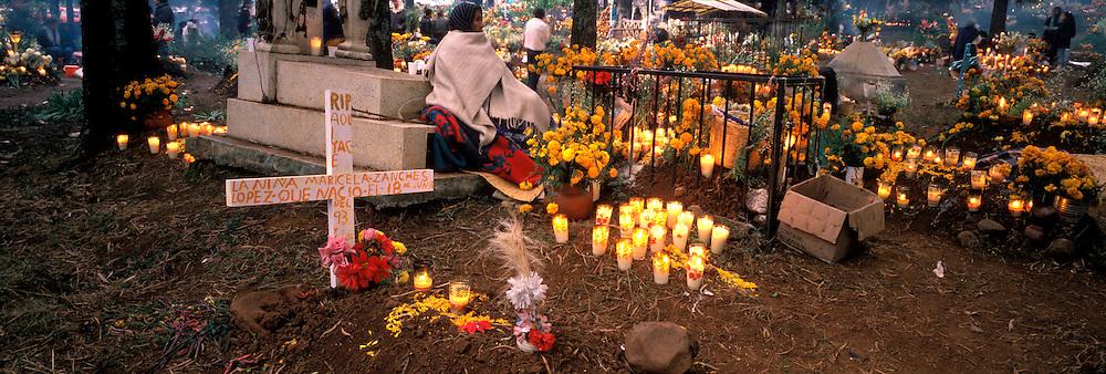 MEXICO, FESTIVALS Days of the Dead, in Patzcuaro