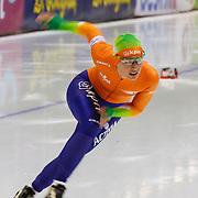 NLD/Heerenveen/20130112 - ISU Europees Kampioenschap Allround schaatsen 2013 dag 2, 500 meter dames, Diana Valkenburg