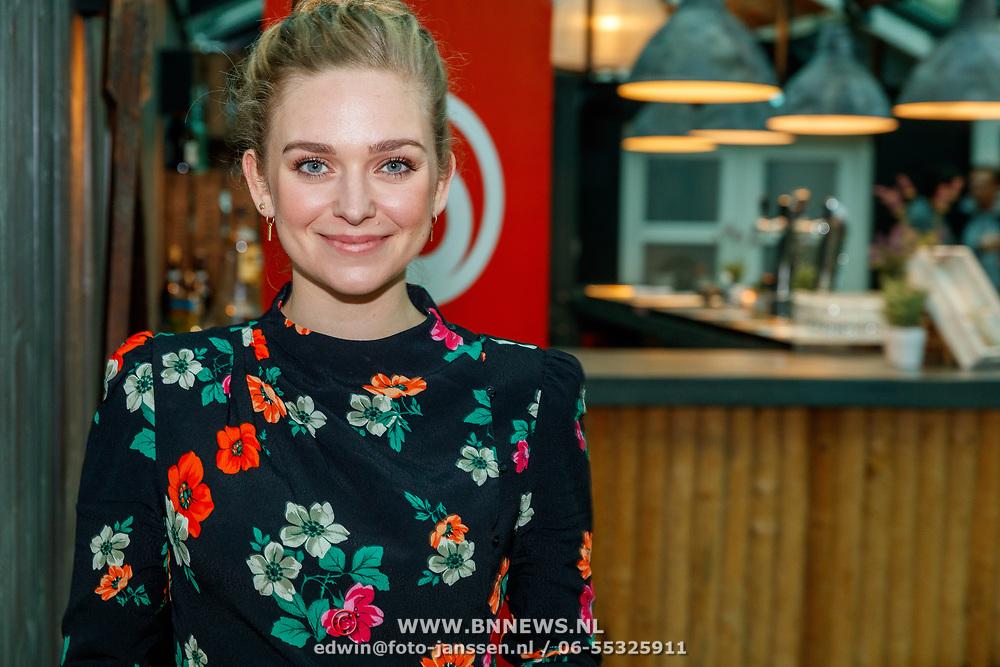 NLD/Amsterdam/20180104 - Persviewing SBS Zomer in Zeeland, Pip Pellens