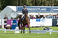 Gemma Tattersall (GBR) & Arctic Soul - Dressage - Longines FEI European Eventing Chamionship 2015 - Blair Athol, Scotland - 10 September 2015