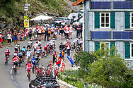 104th Tour de France 2017 / Stage 8 - Dole › Station des Rousses (187.5k) / Photo: Tornanti.cc